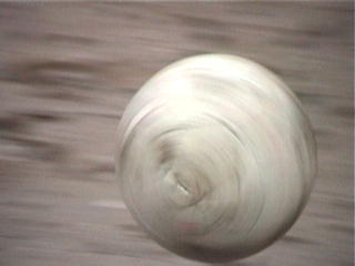 roll in a ball
